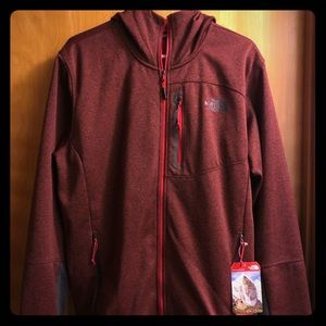 The North Face Hooded Jacket-NWT
